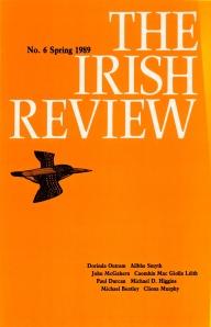 IR6 cover
